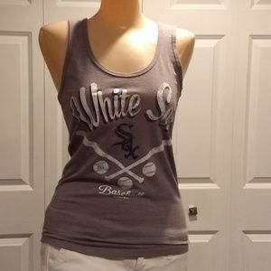 Chicago White Sox tank top size small